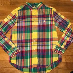 Ralph Lauren Polo Boys Button Up